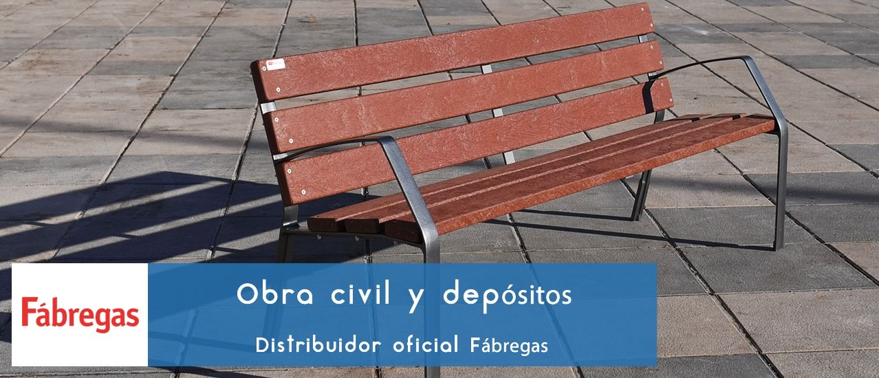 Fundición Fabregas - Obra civil y depósitos