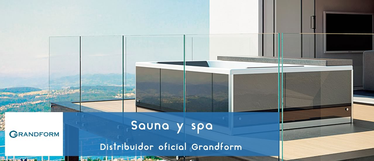 Grandform - Sauna y spa