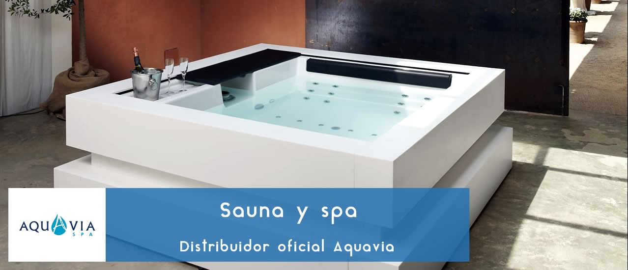 Aquavia - Sauna y spa