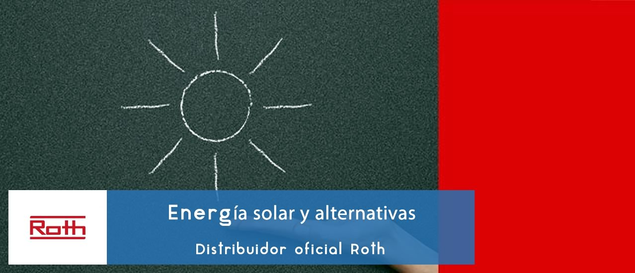 Roth - Energía solar y alternativas