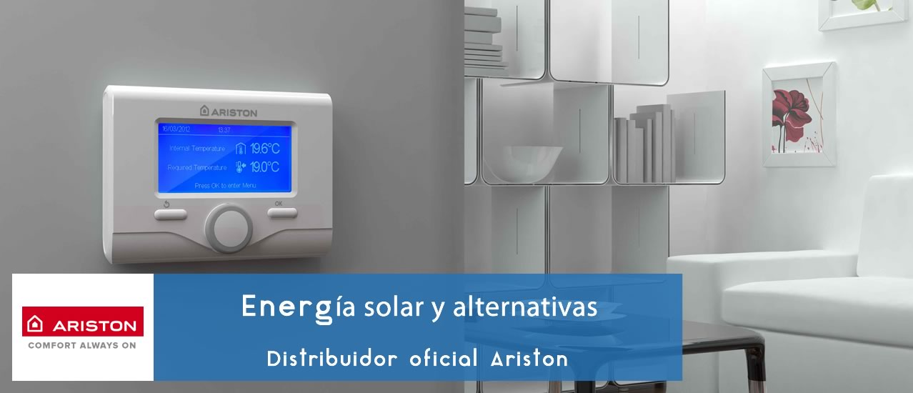 Ariston - Energía solar y alternativas